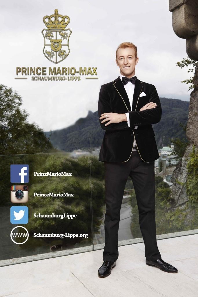 prince mario max schaumburg lippe still dating clark